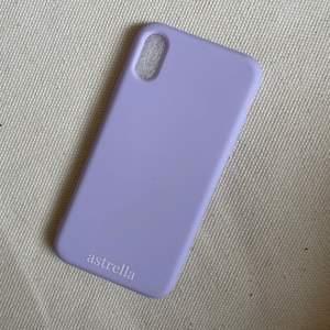 Skal till IPhone X från Astrella, helt oanvänd. Säljes pga har en ny telefon 💜 frakt 12kr