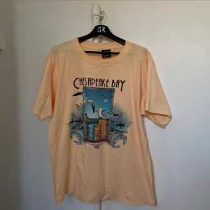 Vintage tshirt köpt I Brooklyn NY