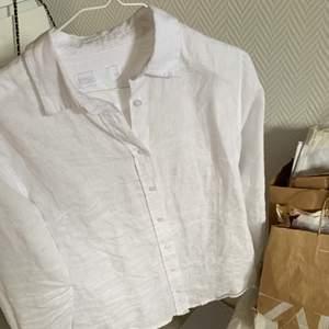 fin linneskjorta 🤍🤍🤍