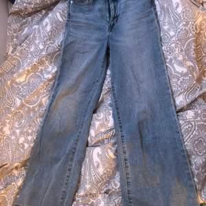 Wide jeans från hm💙 jeansen är i storlek 36 och är i ett stretchigt material.