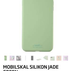 Silikonskal från Holdit till iPhone 7/8 Plus i en jättefin grön färg! Helt nytt! 💚