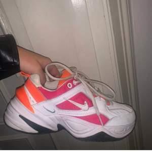 As snygga Nike skor som är använda Max 5 gånger!!