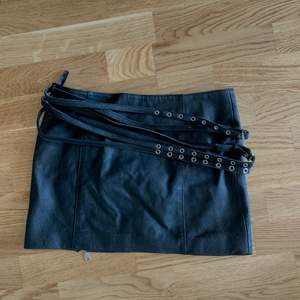 Leather skirt size 36