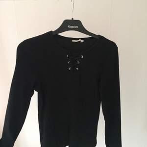 Fin tröja som inte är använd mycket alls. Passar XS/S! Lite osäker på frakten men runt 30 skulle jag chansa på☺️