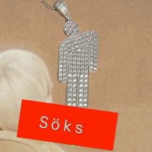 Hej jag söker nån som har de har halsbandet, och som vill sälja det till mig 😊