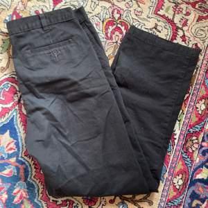 Super snygga svarta byxor (köparen står för eventuell frakt)💕