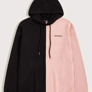 Superhärlig hoodie perfekt till myskvällar nu i sommar! Helt oanvänd😍🖤