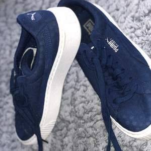Ett par helt nya äkta Puma basket skor 👞