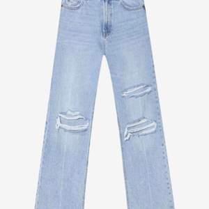 Säljer ett par helt oanvända jeans med prislapp kvar!! Säljer för dom var för små på mig som ofta har 38/40 i jeans
