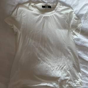 Vit basic T-shirt