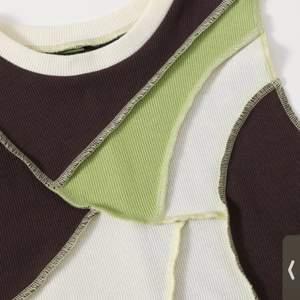 Ett linne från shein som var för litet över bysten på mig så måste tyvärr sälja. Såååå snyggt! Storlek M men skulle säga att det är mer xs/s