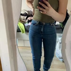 Straight jeans från lager 157. Skit snygga. Kommer dock aldrig till användning.