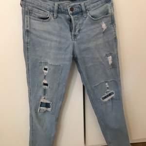 Boyfriend jeans vintage. Knappt använda.
