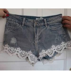 Aldrig använda shorts i märke NLY blush! Frakt tillkommer