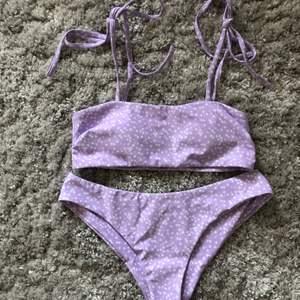 Superfin bikini från Shein. Älskar denna men tyvärr passar den inte så den är aldrig använd. Skriv för fler bilder! 🌟
