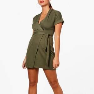 Mer rättvis live, klänning med snören som man knyter med skönt/mjukt material