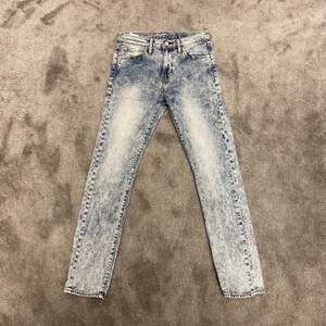Stentvättade levis jeans i storlek 29/32! Nypris: 1200kr