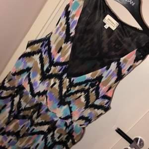 Säljer denna klänning ifrån Bershka i storlek S. Passar även XS. Den är i bra skick!! 💓