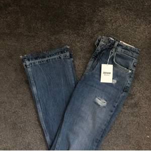 Skit fina jeans från bershka som tyvärr inte kommer till användning. nypris: 400