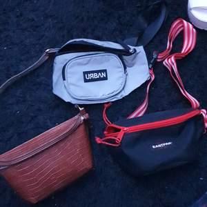 Magväska 3 olika sorter, paketpris 150kr eller kom med bud, säljs även styckvis
