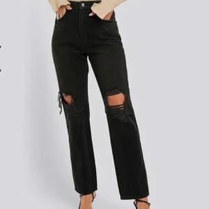 Svarta jeans från nakd storlek 36