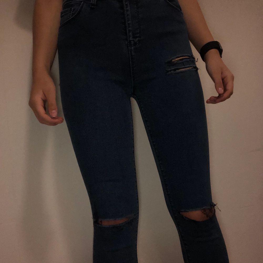 Hög midja supersnygga jeans. Jeans & Byxor.