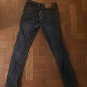 Levi's jeans i rak modell
