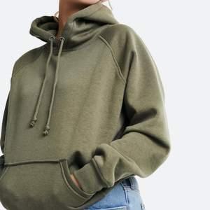 säljer denna mysiga gröna hoodien. Säljer pga inte använder längre pris: 120 storlek: S 🤍