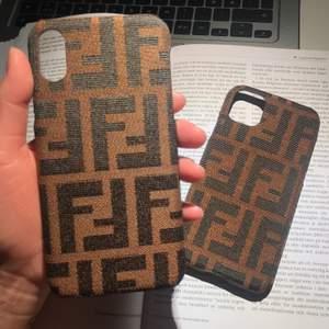 Mobilskal i tyg material, finns i iPhone modeller: X/xs. Oanvända AAA kopia. 152 kr / st  + Frakt 12