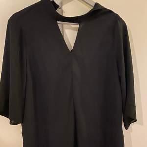 Svart blus tröja