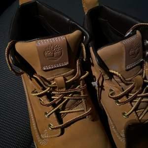 Timberlands skor som är använda fåtal gånger!!