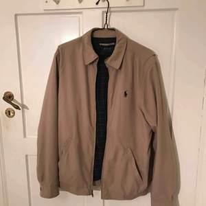 Polo Ralph Lauren windbreaker jacket, in very good condition. Initial price 1800 sek