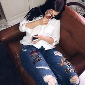 Säljer dessa ur balla jeans från Zara!  Använd endas då bilden togs.