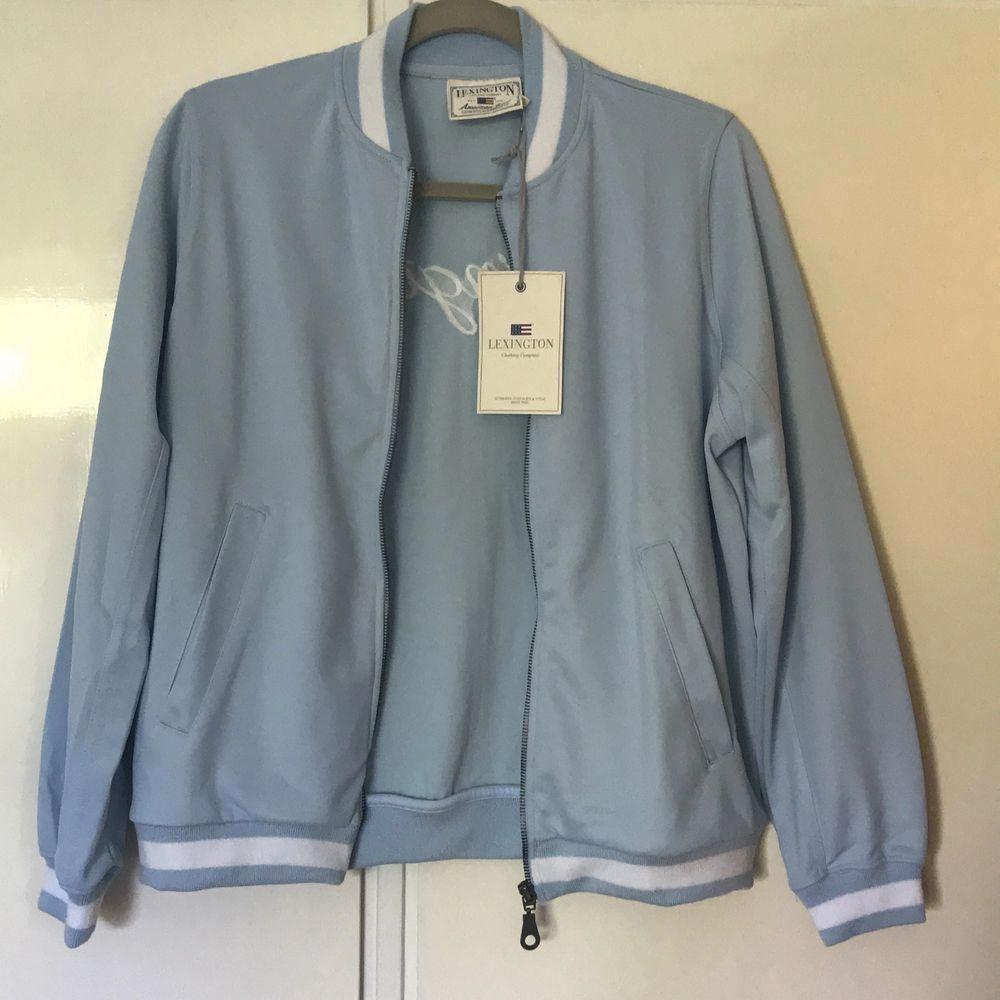 Sjukt fin babyblå färg, från lexington och helt oanvänd. Tröjor & Koftor.