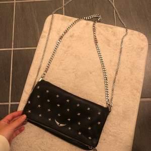 En cool svart zadig väska, knappt använd ⚡️