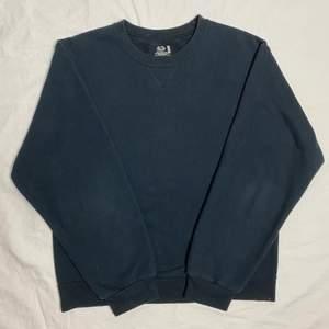 Vintage Sweatshirt Plain. Fruit of the Loom. Bra skick