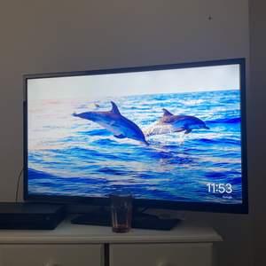 jag säljer en tv för har ingen användning av den den funkersr dom en helt ny.
