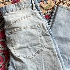 Snygga raka jeans (köparen står för eventuell frakt)💕