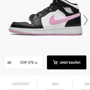 Söker dessa skor i storlek 37 eller 37,5