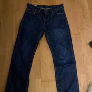levis jeans strlk 32 32 använda använda ungefär 10 gånger, den som ger mest får dom