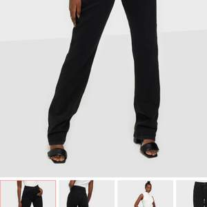 säljer nu mina jeans från Nelly pga ingen användning längre! Storlek 34 men känns som en 36:a! Använda ett fåtal gånger! Nypris 599kr säljer för 250kr eller bud💞