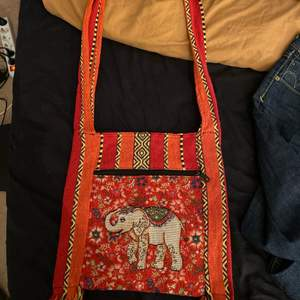 Fin hippie väska