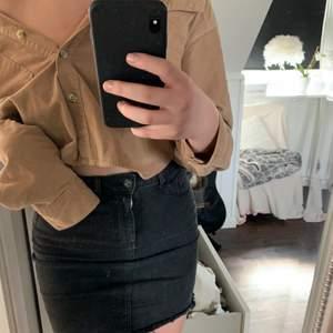 Snygg jeanskjol från vero Moda
