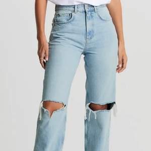 Säljer mina gina jeans i storlek 38 då jag aldrig använder de. Fint skick, inga anmärkningar. Kom privat för egna bilder. 250kr + 66kr frakt