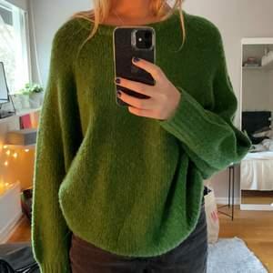 tröja från cubus i ull och alpcka blandning