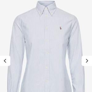 Garderobsrensning! RL skjorta. Fint skick. Köpare står för frakt