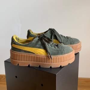 Ett par jättehärliga sneakers! Använd några få gånger så i bra skick.