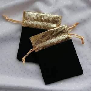 Tygpåsar! Guld och svart!                                                    Jätte bra kvalitet ✔️ kolla genom mitt köp på Instagram, @mochitufo 🤍
