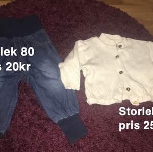 Barn kläder olika storlekar!