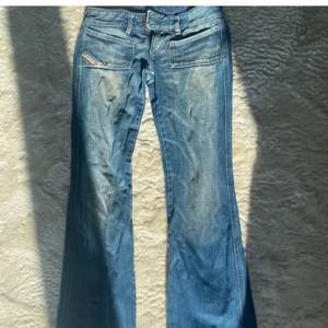 Diesel industry jeans i storlek 26, helt oanvända, bootcut modell❤️ först till kvarn